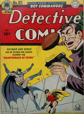Detective Comics 82. Click for current values.