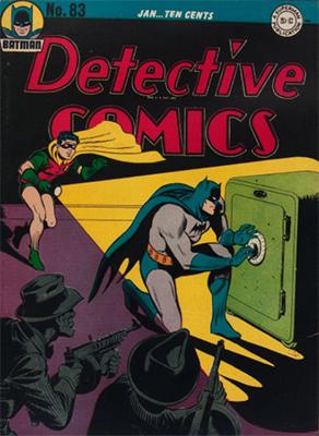 Detective Comics 83. Click for current values.