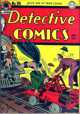 Detective Comics 96. Click for current values.