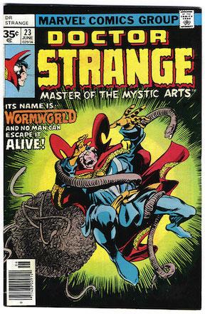 Doctor Strange #23 Marvel 35c Price Variant