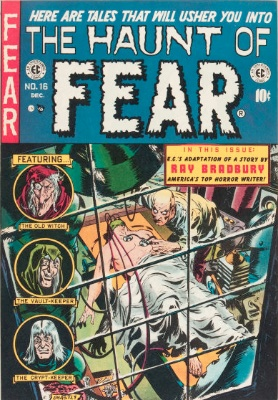 Haunt of Fear #16 by EC Comics. Click for current values