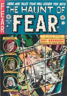 Haunt of Fear #16 by EC Comics. Click for current values