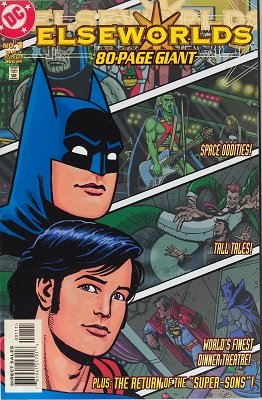 Elseworlds 80-Page Giant #1 (1999): Rare One-Shot. Click for value