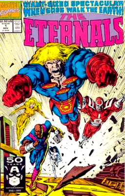 Eternals: The Herod Factor (1991). Click for values