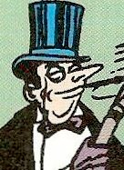 First full face view of The Penguin in Detective Comics #58