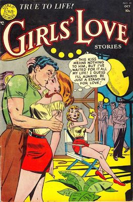 Girls' Love Stories #19. Click for values