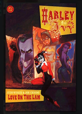 Harley & Ivy: Love on the Lam #1 (2001). Click for values