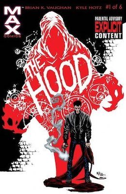 Hood #1 (2002), 1st Parker Robbins. Click for values