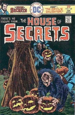 Click to see the value of the Bernie Wrightson cover-art for House of Secrets #139