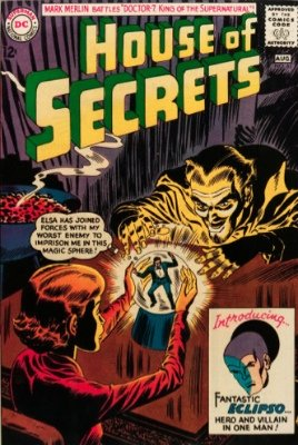 House of Secrets #61: First Appearance of Eclipso. Click for values