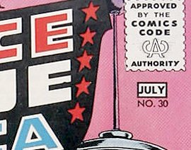 How to identify DC Comics: When DC printed issue #s on a pale background, it is usually pretty easy to read them.