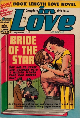 In Love #1: First issue of the series. Click for value