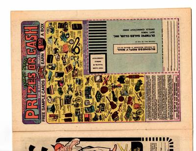 Incredible Hulk #180 Value? MAIL-IN ORDER PAGE