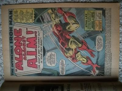 Iron Man #1 Value?