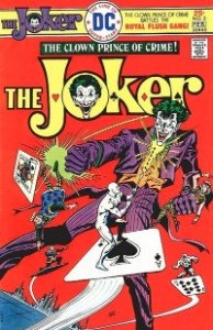 Joker Comics #6: strong artwork could not keep this title afloat