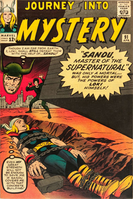 Journey into Mystery #91. Click for values