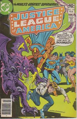 Justice League of America #175