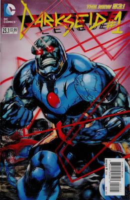 Justice League #23.1 / Darkseid #1 (DC, 2013): Darkseid Origin Story. Click for values