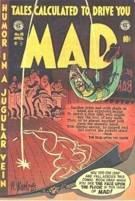 Mad #10 value