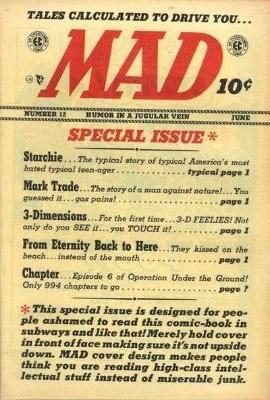 Mad #12 value