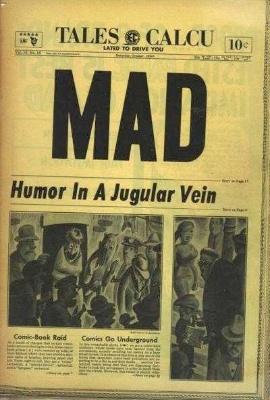 Mad #16 value