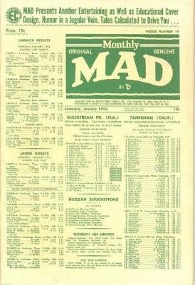 Mad #19 value