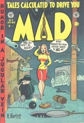 Mad #4. Click for value