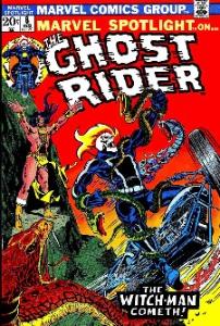 vintage comic books from the Bronze age: Marvel Spotlight 8