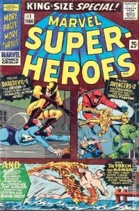 King-Size Special: Marvel Super-Heroes #1 1966