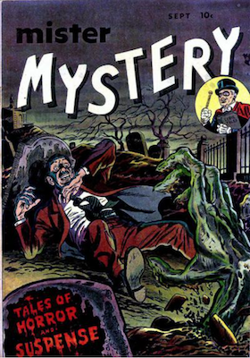 Mister Mystery #1. Click for values.