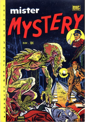 Mister Mystery #2. Click for values.