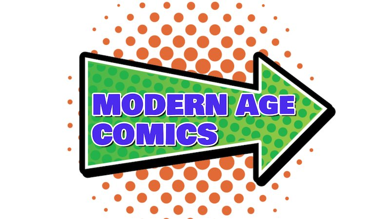 Click to see the Most Valuable Modern Comic Books