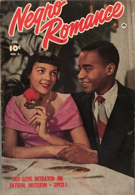 Negro Romance #3: Last issue of the 1950 series
