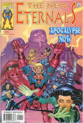 New Eternals: Apocalypse Now (2000). Click for values