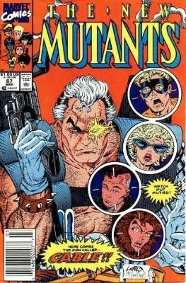 Classic Mutants Comic