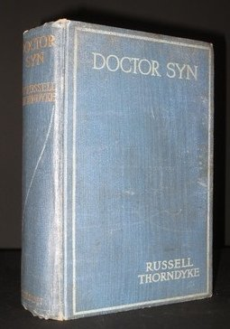 Dr. Syn: Origin and First Appearance, The Scarecrow (Christopher Syn). Click for values