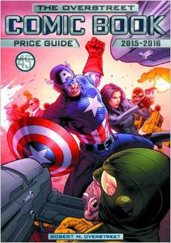 Comic Book Cash #28. Time to Order the New Overstreet -- and Why You Should Care