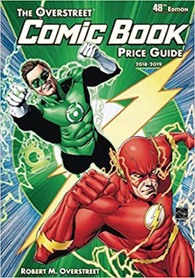 Click to order the 48th edition of the Overstreet Comic Book Price Guide from Amazon