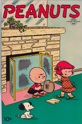 Peanuts Comic Books Prices