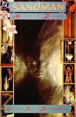 Sandman #1 (Vertigo) by Neil Gaiman. Dropped out of this year's Hot 100