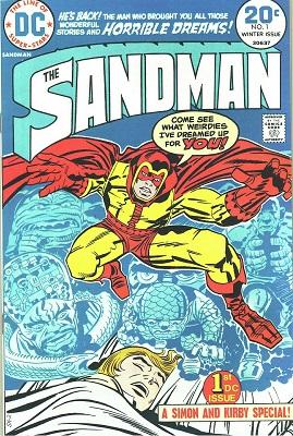 Sandman Comics Price Guide
