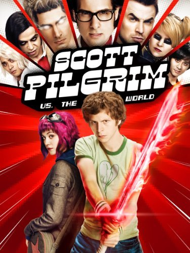 Scott Pilgrim vs the World is at #10 on our all-time best movies based on comic books