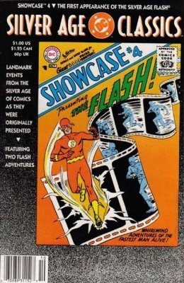 If you can't afford an original Showcase #4, don't worry. Click to order the reprint edition from Amazon