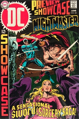 DC Showcase #83. Click for values