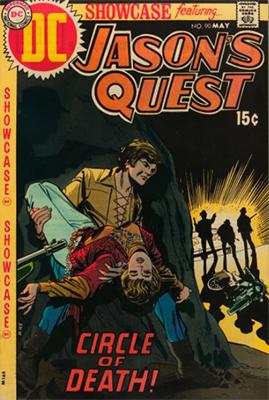 DC Comics Showcase #90. Click for values