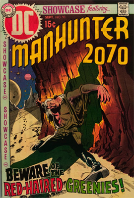 Showcase #93: Manhunter 2070. Click for values