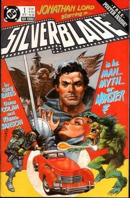 Silverblade Comic 1-12 Value?