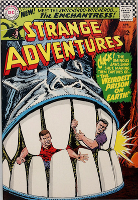 Duchess (Lashina): First Appearance, Strange Adventures #187. Click for value