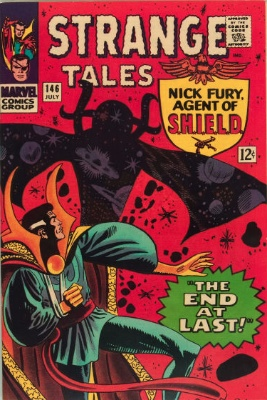 Origin and First Appearance, Advanced Idea Mechanics, Strange Tales #146, Marvel Comics, 1966. Click here to have your comic books appraised FREE!