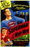 Superman and the Mole Men 1951: first ever superhero movie